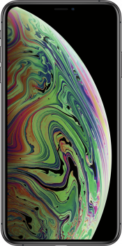 iPhone XS Max 512GB Space Grey (Front)