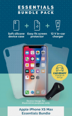 iPhone XS Max Essentials Bundle