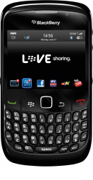 main BlackBerry Curve 8520