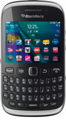 main BlackBerry Curve 9320