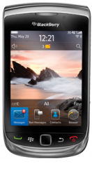 main BlackBerry Torch 9800 refurbished