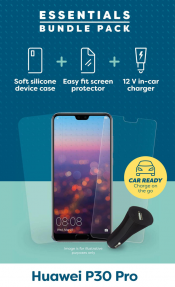 Huawei P30 Pro Essentials Bundle