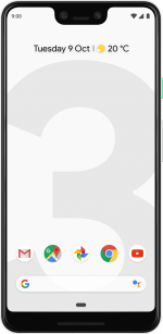 Pixel 3 XL 64GB Clearly White