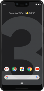 Pixel 3 XL 64GB Just Black