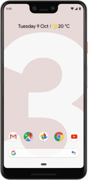 Pixel 3 XL 64GB Not Pink (Front)
