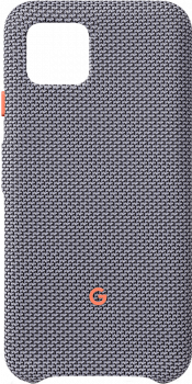 Pixel 4 Grey Fabric Case