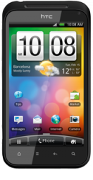 main HTC Incredible S