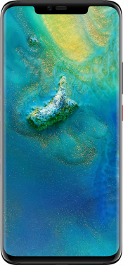 Mate 20 Pro 128GB Black (Front)