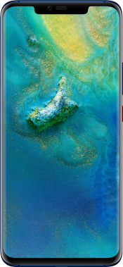 Mate 20 Pro 128GB Twilight (Front)