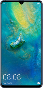 Mate 20 X 128GB Blue (Front)