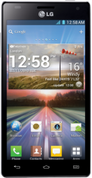 main LG Optimus 4X HD