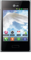 main LG Optimus L3 Black