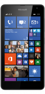 Lumia 535 Black Refurbished