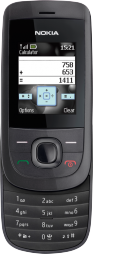 Refurbished Nokia 2220 Slide - Cashback