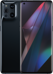 Find X3 Pro 256GB Gloss Black 5G (Front)