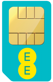 Pay Monthly SIM Card