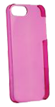 RF iPhone 5 ultra thin Hard Case Pink
