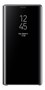 Clear View Cover Note9 Black