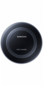 Fast Charging Wireless Charger Black