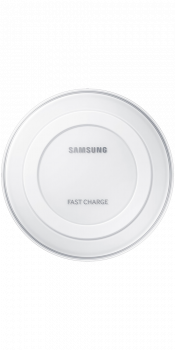 Fast Charging Wireless Charger White