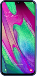 Galaxy A40 64GB Blue