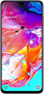 Galaxy A70 128GB White