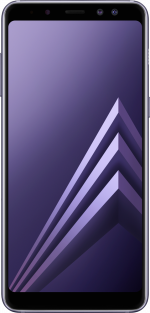 Galaxy A8 Orch Grey