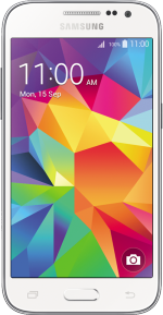Galaxy Core Prime White