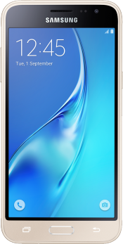 Galaxy J3 2016 White (Front)