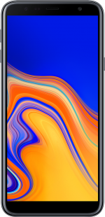 Galaxy J4 Plus Black
