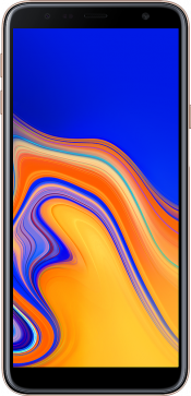 Galaxy J4 Plus Gold (Front)