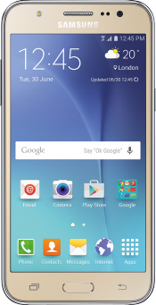 Galaxy J5 Gold (Front)