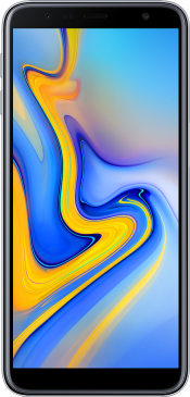 Galaxy J6 Plus 32GB Grey (Front)