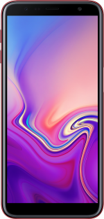 Galaxy J6 Plus 32GB Red