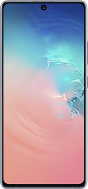 Galaxy S10 Lite 128GB Prism White (Front)
