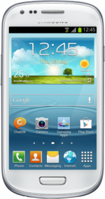 Galaxy S3 Mini Blue