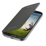 Samsung Galaxy S4 mini Flip Cover Black