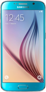 Galaxy S6 128GB Blue