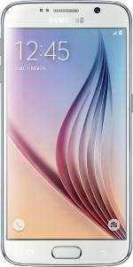 Galaxy S6 32GB White Refurbished