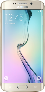 Galaxy S6 edge 128GB Gold