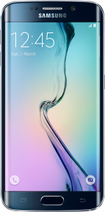 Galaxy S6 edge 32GB Black