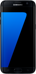 Galaxy S7 edge Black Refurb