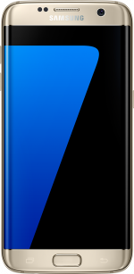 Galaxy S7 edge Gold Refurbished