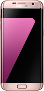Galaxy S7 edge Pink Gold