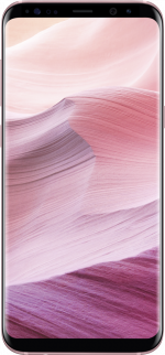 Galaxy S8 Plus Pink Gold