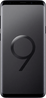 Galaxy S9 Plus Black