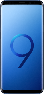 Galaxy S9 Plus Blue