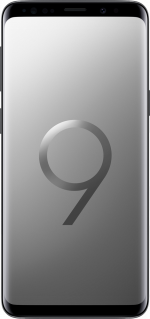 Galaxy S9 Plus Grey