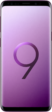Galaxy S9 Purple (Front)