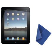 Screen care kit for iPad 2